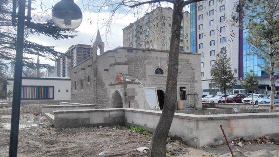 Gevhernesibe Mah. / 1552 Ada 22 Parsel / Çandır Cami