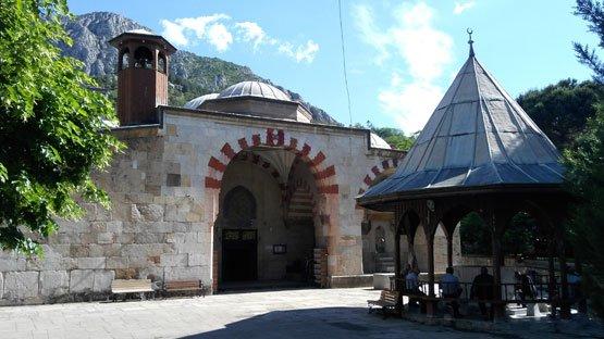 Amasya / Gökmedrese Mah. / 327 Ada 2 Parsel / Yörgüç Paşa Cami