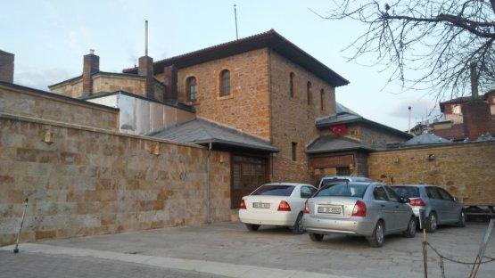 Yozgat / 1032 Ada 51 Parsel / Çapanoğlu Hamamı
