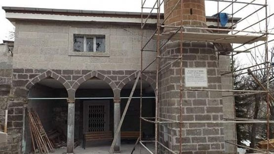 Talas / Reşadiye Mah. / 2419 Parsel / Reşadiye Yukarı Cami